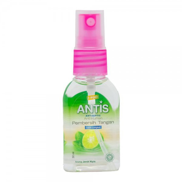Antis Bottle Spray 30ml Jeruk Nipis