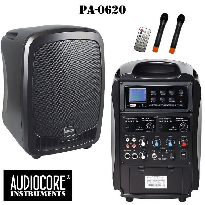 Audiocore PA-9