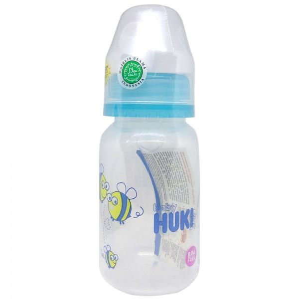 Baby Huki CI0328 PPSP Round 120ml Blue