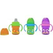 Baby Safe AP005 Gelas dengan Corong Lembut  125ml