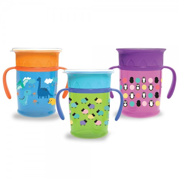 Baby Safe AP013 360° Sipper Cup With Handle