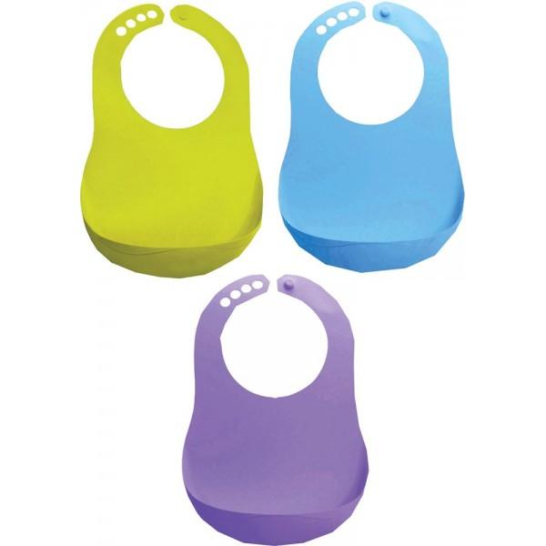 Baby Safe BIB01 Foldable Bib