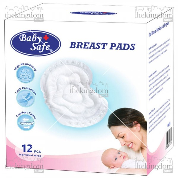 Baby Safe BP012 Breast Pads