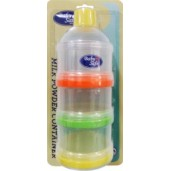 Baby Safe BS33A Container Susu Bubuk yang dapat ditumpuk
