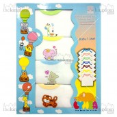 Baby Safe BTS0805E Baby T-Shirt Print 4 set