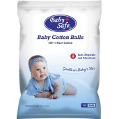 Baby Safe CB050 Baby Cotton Balls