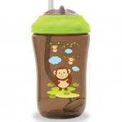 BabySafe FS405 Cup With Weighted Straw