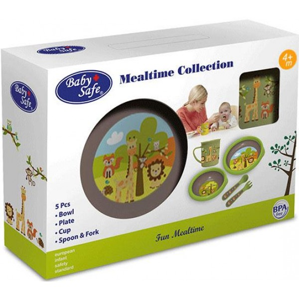 Baby Safe FS500 Mealtime Collection