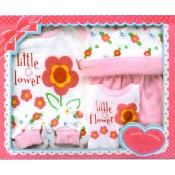 Baby Safe GS134 Giftset Print Flower