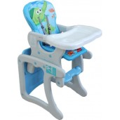 Baby Safe HC01A Seperable High Chair - Turtle