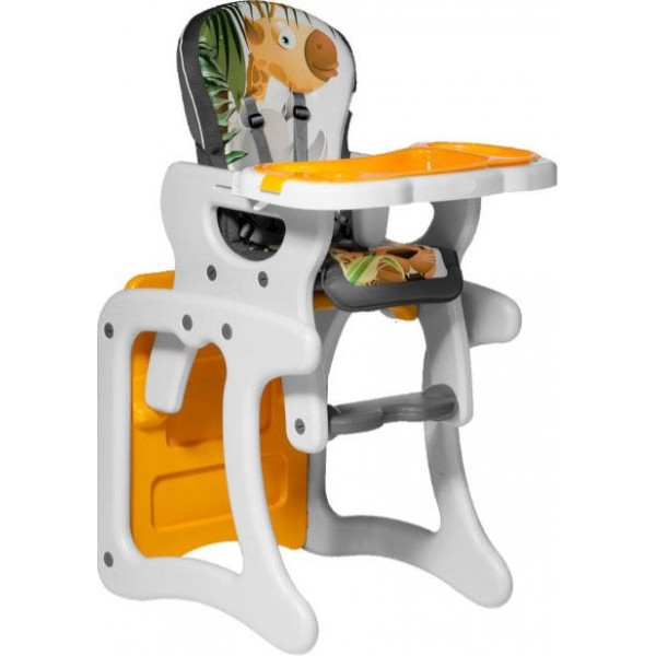 Baby Safe HC01C Seperable High Chair - Giraffe