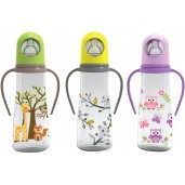 Baby Safe JP005 Feeding Bottle with Handle 250ml