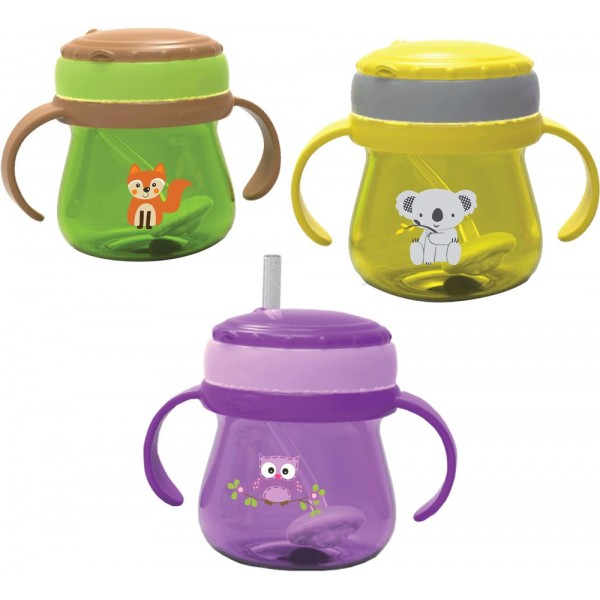 Baby Safe JP019 Cup Weighted Straw