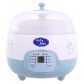 Baby Safe LB010 Steam Cooker Digital Blue