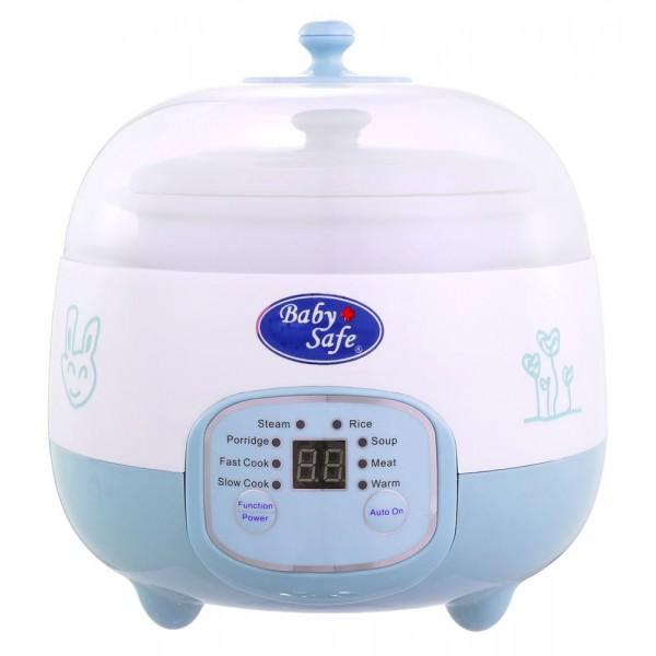 Baby Safe LB010 Steam Cooker Digital Blue