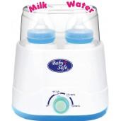 Baby Safe LB216 Twin Bottle Warmer