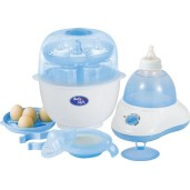 Baby Safe LB309 Multi Function Bottle Sterilizer