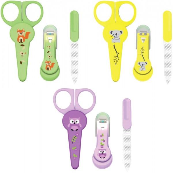 Baby Safe RKM 102 Manicure Set
