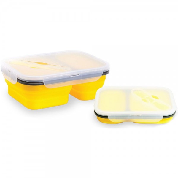 Baby Safe SC005 Collapsible Lunch Box 650 ml + 250 ml