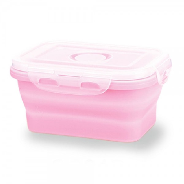 Baby Safe SC01P Collapsible Food Container 350 ml