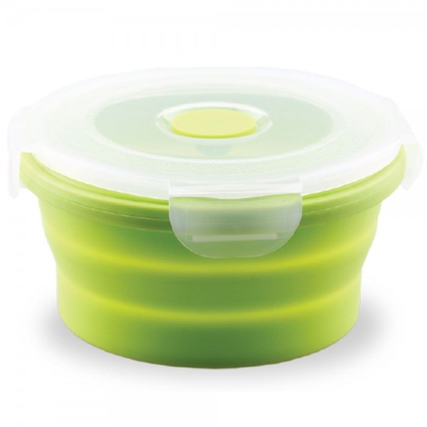 Baby Safe SC03G Collapsible Food Container 350 ml