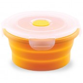 Baby Safe SC03O Collapsible Food Container 350 ml