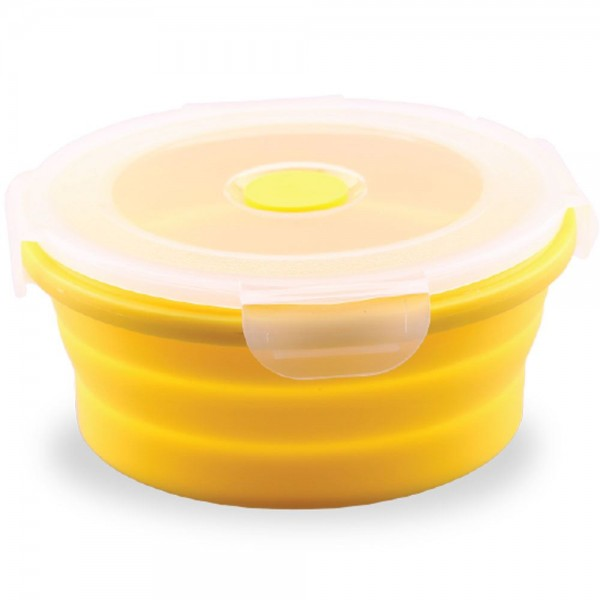 Baby Safe SC04Y Collapsible Food Container 600 ml
