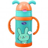 Baby Safe SS006 Vacuum Flask 300ml Green