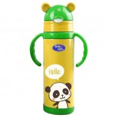 Baby Safe SS007 Vacuum Flask 400ml Yellow