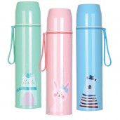 Baby Safe TER04 Vacuum Flask Cartoon Series 500ml