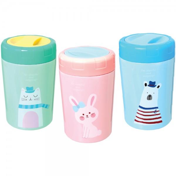 Baby Safe TER05 Vacuum Flask Cartoon Series 400ml