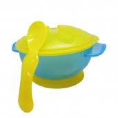 Baby Huki CIF002 Bowl With Spoon