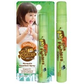 Bite Fighters Mosquito Repellent Spray Pen 10ml