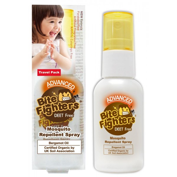 Bite Fighters Mosquito Repellent Spray 25ml