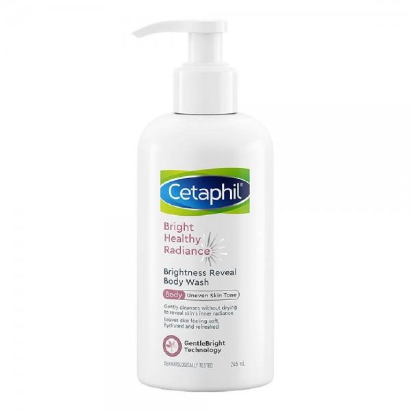 Cetaphil Bright Healthy Radiance Body Wash 245ml