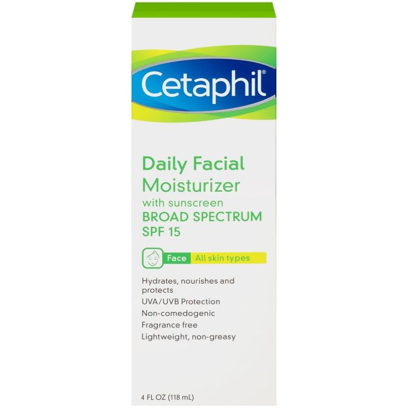... Cetaphil Daily Facial Moisturizer SPF 15 118ml