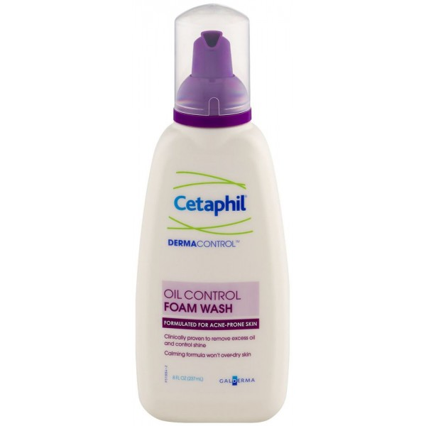 Cetaphil Dermacontrol Foam Wash 235ml