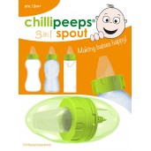 Chillipeeps 3in1 Spout