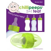 Chillipeeps 3in1 Teat