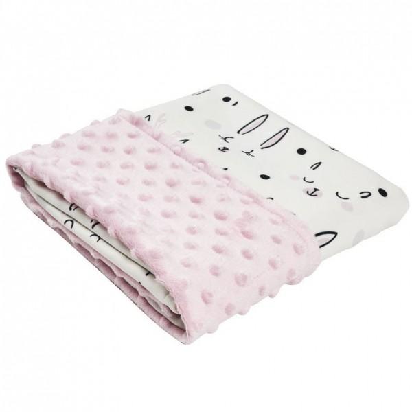 Cottonseeds Blanket Happy Kitty