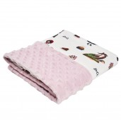 Cottonseeds Blanket Red Riding Hood