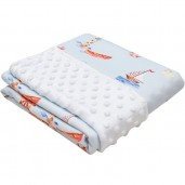 Cottonseeds Baby Blanket Sail Away