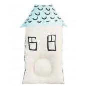 Cottonseeds Head Pillow Little House Tosca