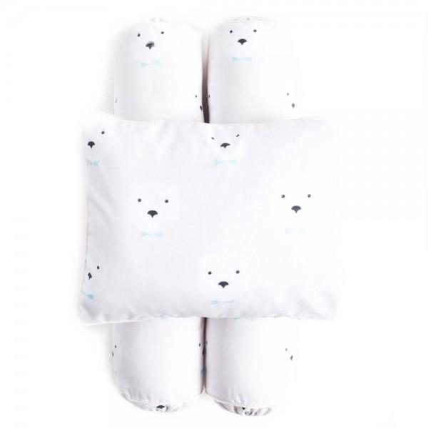 Cottonseeds Pillow Bolster Papa Bear