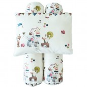 Cottonseeds Pillow Bolster Parade