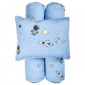 Cottonseeds Pillow Bolster Spaceship