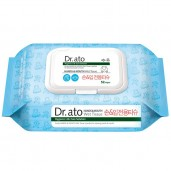 Dr. Ato Hands & Mouth Wet Tissue /52