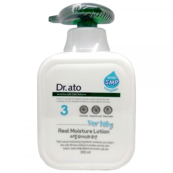 Dr. Ato 3 Real Moisture Lotion 350ml