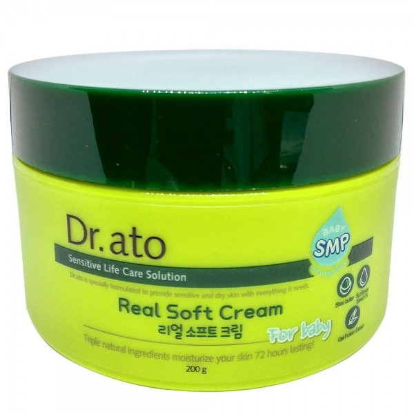 Dr. Ato Real Soft Cream 200g