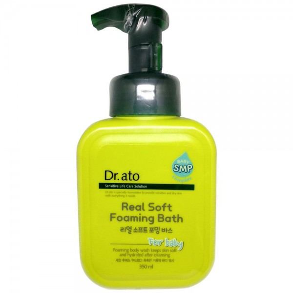 Dr. Ato Real Soft Foaming Bath 350ml